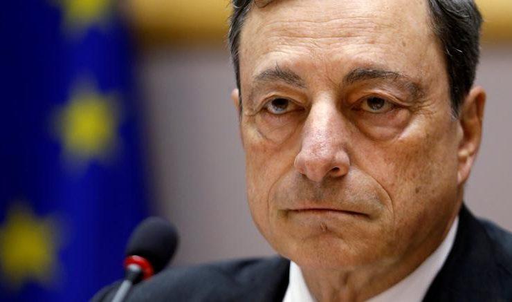 le dichiarazioni di draghi sulla politica monetaria europea